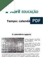 Tempo e Calendarios