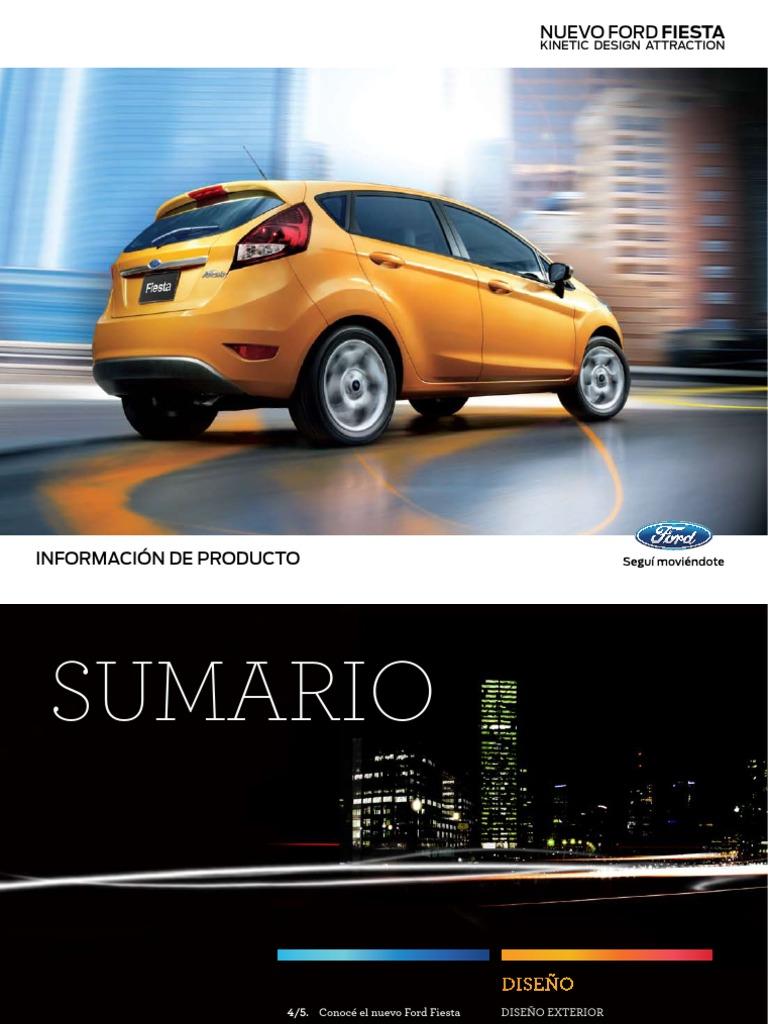 Ford Fiesta Design Attraction