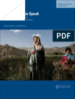 afghan women speak report 1