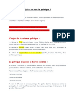 Introduction à la science politique.docx