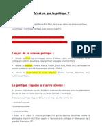Introduction à la science politique.docx