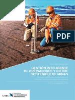 Gestion Inteligente de Operaciones y Cierre Sostenible de Minas