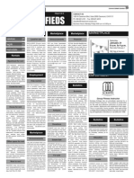 Claremont COURIER Classifieds 1-30-15