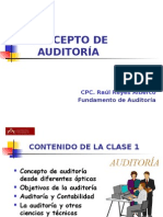 Concepto de Auditoría (1)