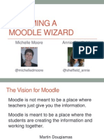 Moodle Wizard