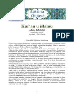 Kur'an u islamu