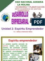 B. Espíritu emprendedor.ppt