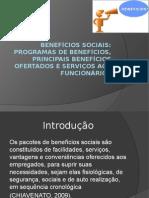 Benefícios Sociais Tema 3