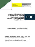 Sistema de Pensiones España