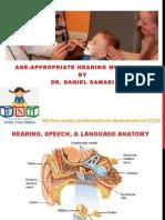 Dr Daniel Samadi - Age-Appropriate Hearing Milestones in Kids