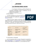 Informe de Ceramicos