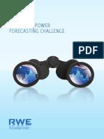 Forecasting Challenge Booklet