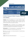 net-music WorkshopInfo 2010