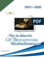 Pdm 923 La Esperanza, Quetzaltenango, Guatemala