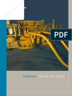 Subsea Tie in Systems