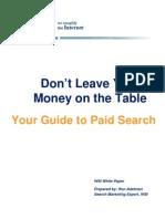 Pay Per Click Whitepaper