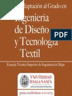 Guia adaptacion Grado en Ingenieria de diseño y tecnologia textil 2012-2013_Bejar.pdf