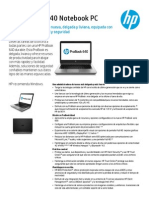 Catalogo_HP ProBook 640 G1