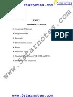 CS2253 U5 Notes