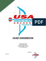 JOAD 2011 Handbook