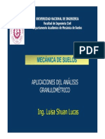 Aplicaciones Del Analisis Granulometrico LSL