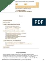 La Teologia Hoy_ Perspectivas, Principios y Criterios, 29 de Noviembre de 2011