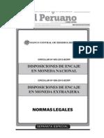 Separata Especial Normas Legales 28-01-2015 [TodoDocumentos.info]
