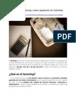 Empresas de Factoring