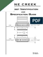 Cane Creek - Headset Identification