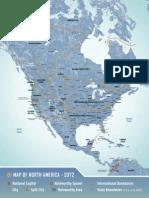 Shadowrun US Map
