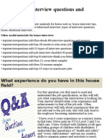 Top 10 house interview questions and answers.pptx