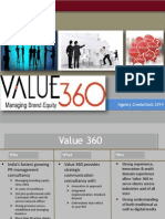 Value 360 Communications - Profile