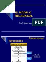 TM10 Modelo Relacional
