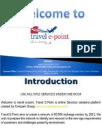 Travel E-Point Proposal
