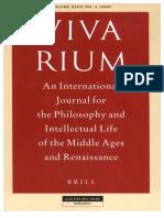 Vivarium - Vol Xlvii, No. 4, 2009