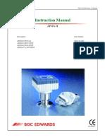 Manual Vaccum Gauge