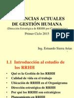 Tendencias Actuales de Gestión Humana 1