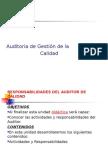 Sem.11 El Auditor,Responsabilidad y Calificaciones