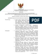 60-Kepmen-kp-2014 Pengelolaan Suaka Alam Perairan Kepulauan Waigeo