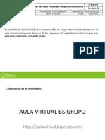 08. IT-EJP-011 Guia Para El Uso Del Aula Virtual BS Grupo