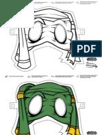 Amumu Mask