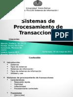 Presentacion Sistema de procesamiento1