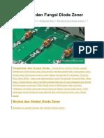 Pengertian dan Fungsi Dioda Zener.docx