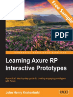 9781783552054_Learning_Axure_RP_Interactive_Prototypes_Sample_Chapter