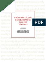 Guía de Enfermedades Con Sus Vacunas - Banderas, Pendón, Rodríguez