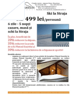Ski La Straja