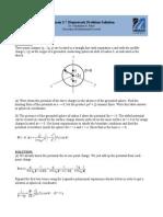 Jackson 3 7 Homework Solution