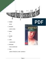 Analisis de Marianela