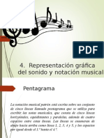 Notación musical