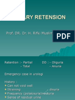 URINARY RETENSION.ppt